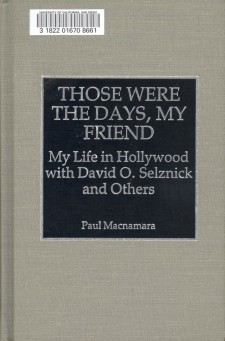 Macnamara, Paul - Those Were The Days, My friend