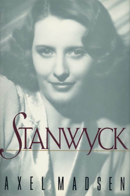 Madsen, Axel - Stanwyck