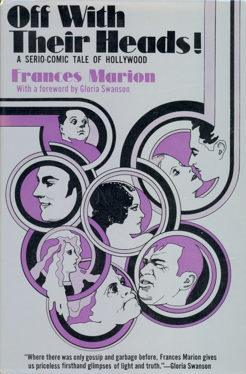 Marion, Frances - Off With Their Heads!