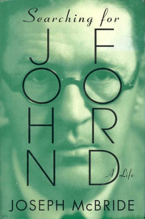 McBride, Joseph - Searching for John Ford