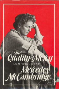 McCambridge, Mercedes - The Quality of Mercy