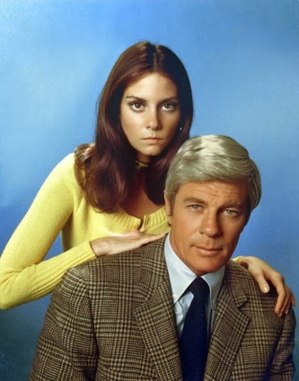 Mission Impossible Lesley Ann Warren Peter Graves 1971