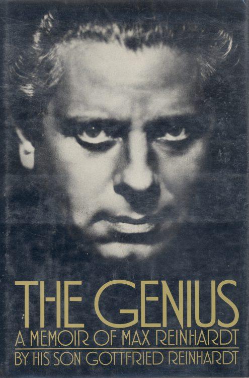 Reinhardt, Gottfried - The Genius