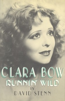 Stenn, David - Clara Bow Runnin' Wild