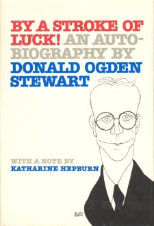 Stewart, Donald Ogden - By a Stroke of Luck