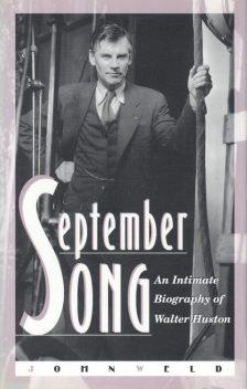 Weld, John - September Song