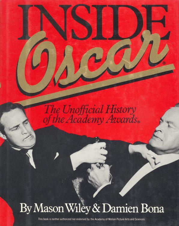 Wiley, Mason - Inside Oscar
