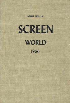 Willis, John - Screen World 1966