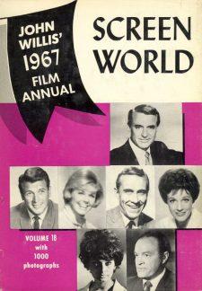 Willis, John - Screen World 1967