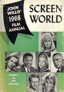 Willis, John - Screen World 1968