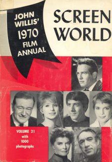 Willis, John - Screen World 1970