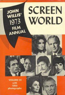 Willis, John - Screen World 1973