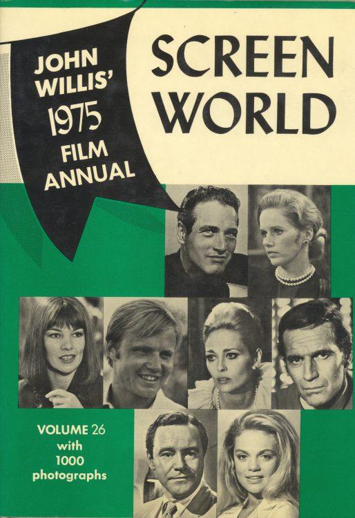 Willis, John - Screen World 1975