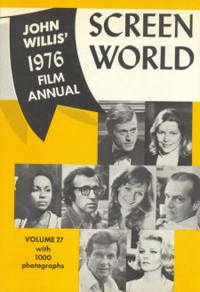 Willis, John - Screen World 1976