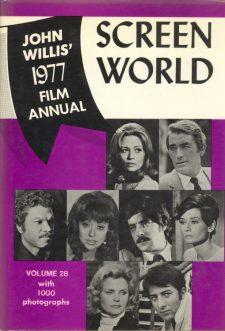 Willis, John - Screen World 1977