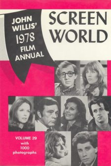 Willis, John - Screen World 1978