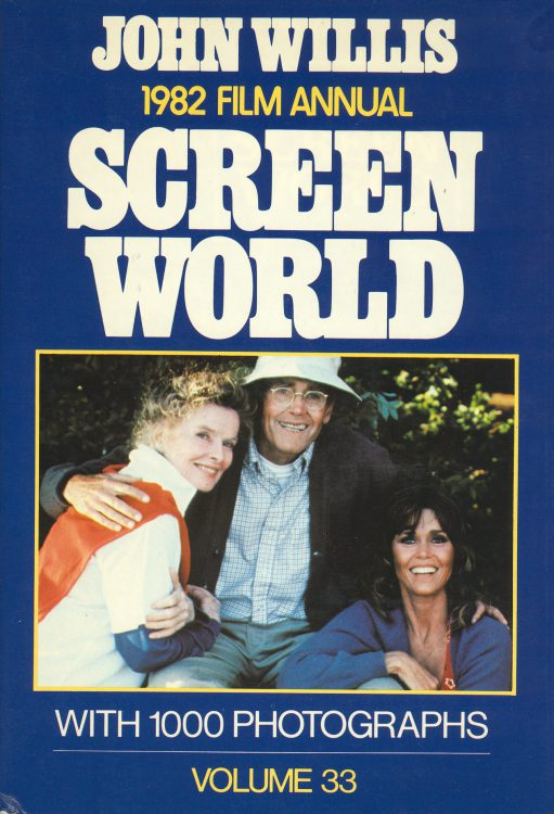 Willis, John - Screen World 1982
