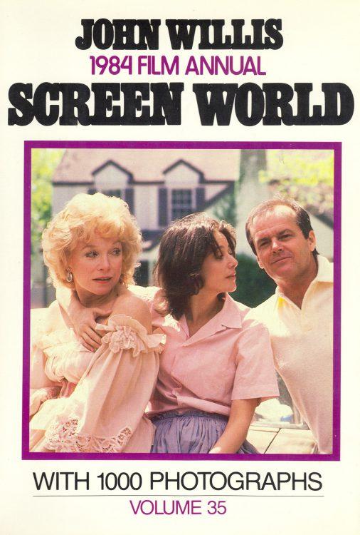 Willis, John - Screen World 1984