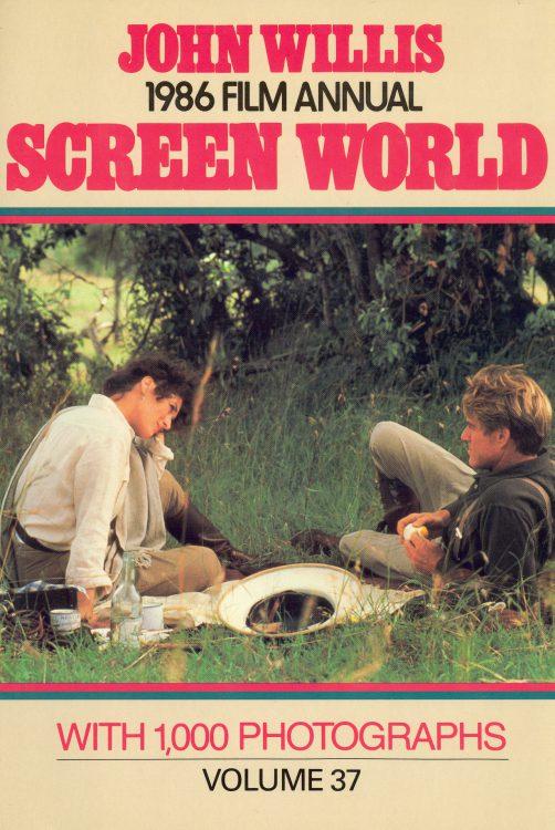 Willis, John - Screen World 1986