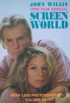 Willis, John - Screen World 1992