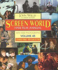 Willis, John - Screen World 1994