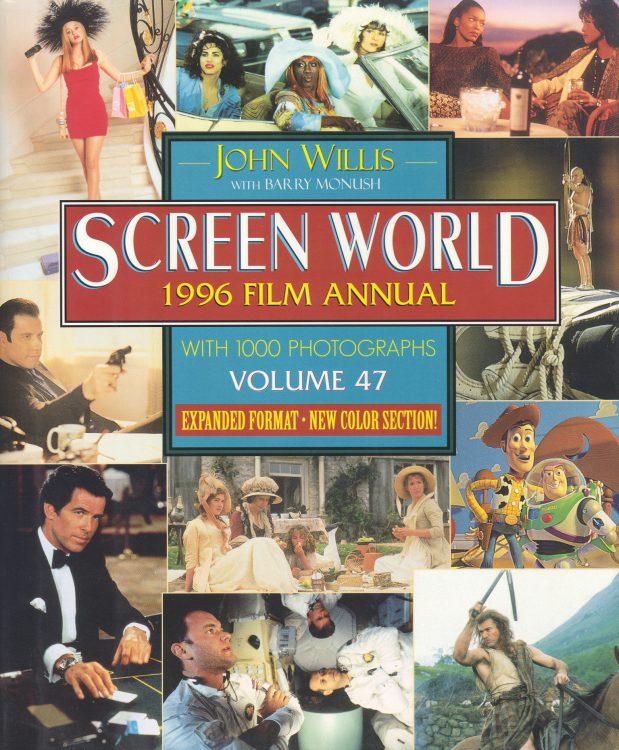 Willis, John - Screen World 1996