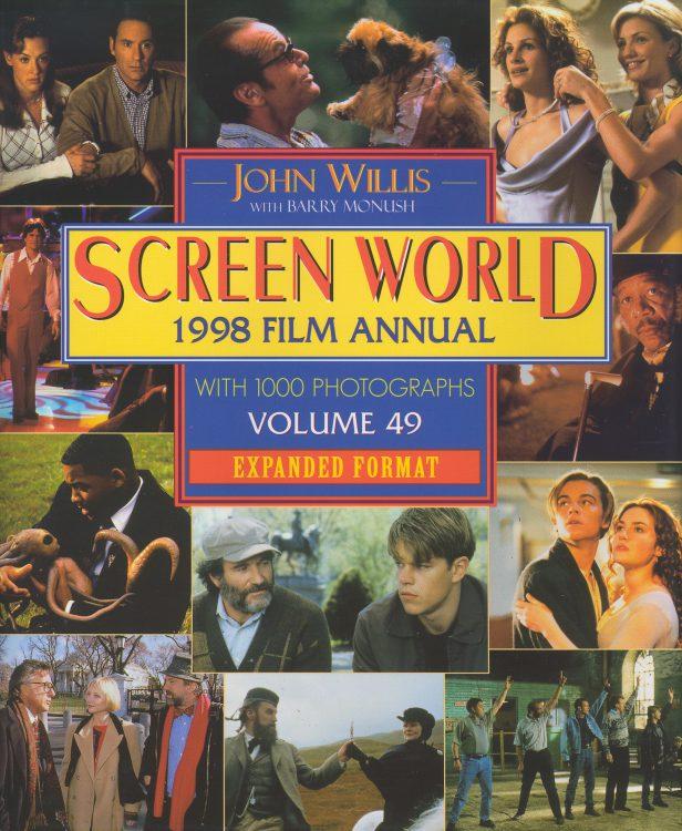 Willis, John - Screen World 1998