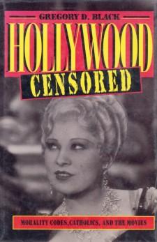 Black, Gregory D - Hollywood Censored