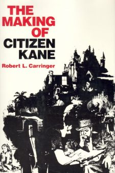 Carringer, Robert L - The Making of Citizen Kane
