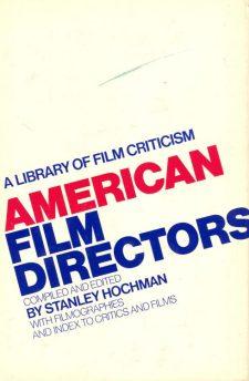 Hochman, Stanley - American Film Directors