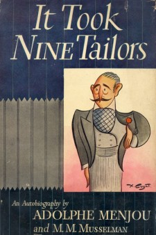 Menjou, Adolphe - It Took Nine Tailors