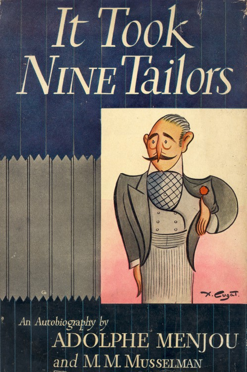 Menjou, Adolphe - It Took Nine Tailors