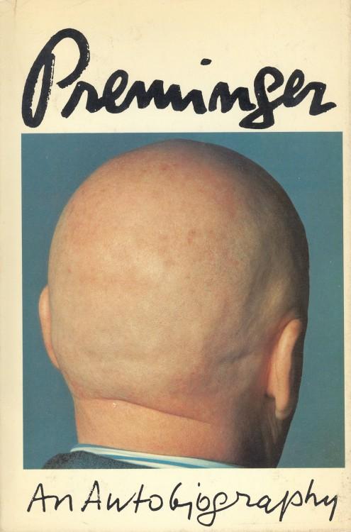 Preminger, Otto - Preminger, An Autobiography