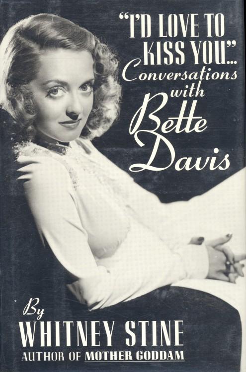Stine, Whitney - Conversations with Bette Davis