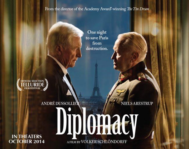 film poster Diplomacy