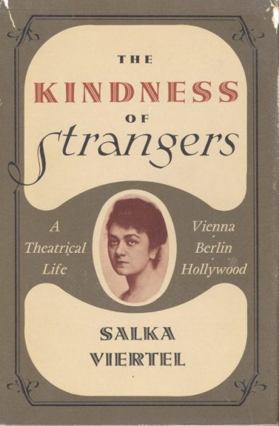 Viertel, Salka - The Kindness of Strangers