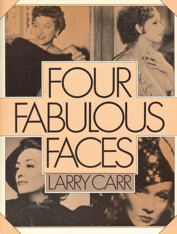 Carr, Larry - Four Fabulous Faces