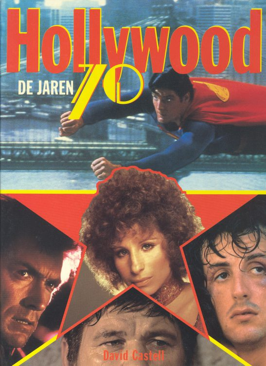 Castell, David - Hollywood De Jaren 70