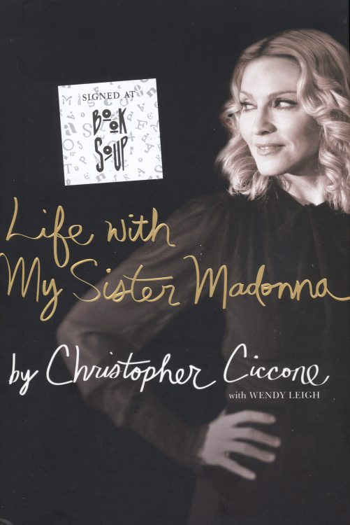 Ciccone, Christopher - Life With My Sister Madonna