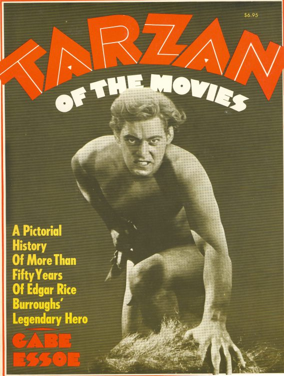 Essoe, Gabe - Tarzan of the Movies
