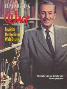 Green, Howard E - Remembering Walt Disney