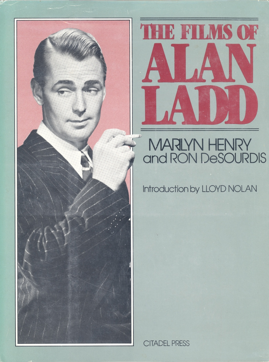 Henry, Marilyn - Films of Alan Ladd