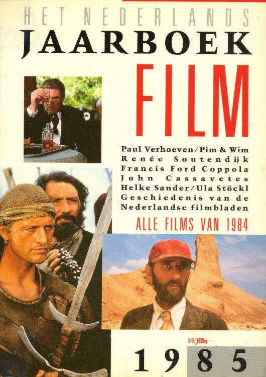 Het Nederlands Jaarboek Film 1985