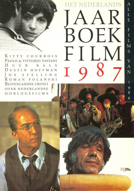 Het Nederlands Jaarboek Film 1987