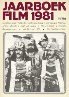Jaarboek Film 1981