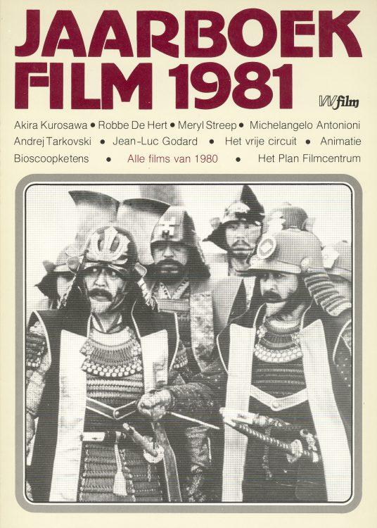 Jaarboek Film 1981