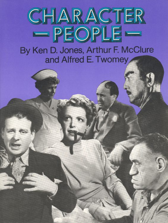 Jones, Kevin D - Character People