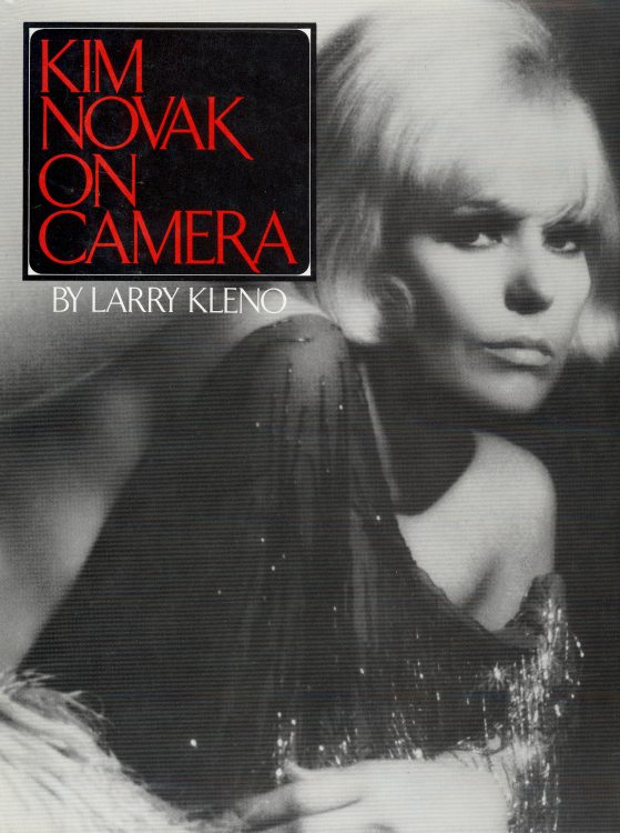 Kleno, Larry - Novak on Camera