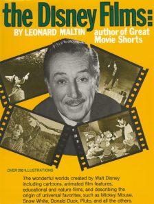 Maltin, Leonard - The Disney Films
