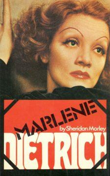 Morley, Sheridan - Marlene Dietrich